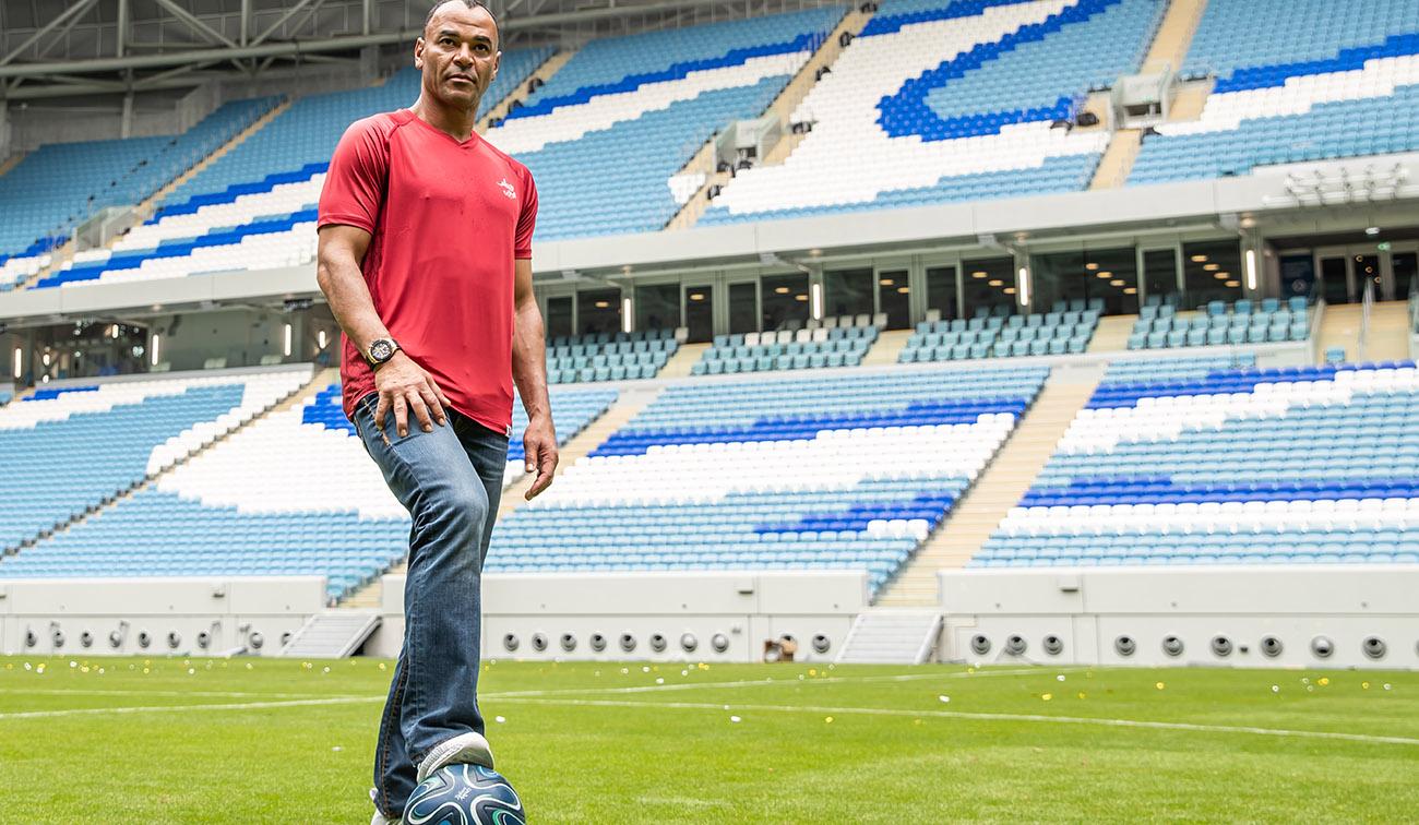 Cafu 2022 World Cup Qatar Ambassador
