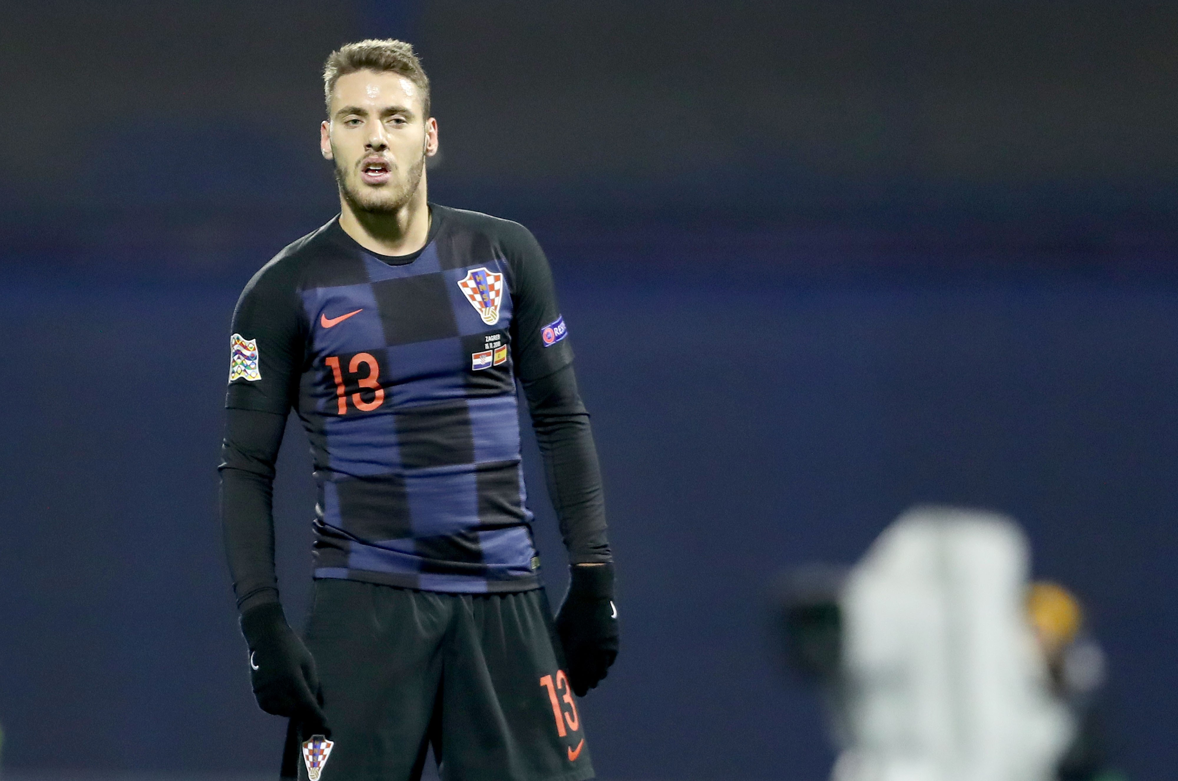 croatia spain - uefa nations league - nikola vlasic - 15112018