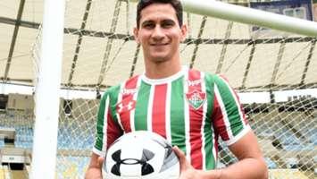 Ganso apresentação Fluminense 05022019