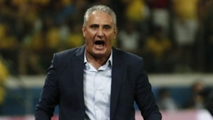 Tite Brasil Chile WC Qualifiers 2018 10102017