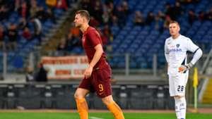 Edin Dzeko Roma Empoli Serie A