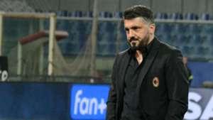 Gattuso Sampdoria Milan