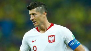 Robert Lewandowski Poland 2018