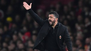 Gennaro Gattuso Arsenal Milan UEFA Europa League 03152018