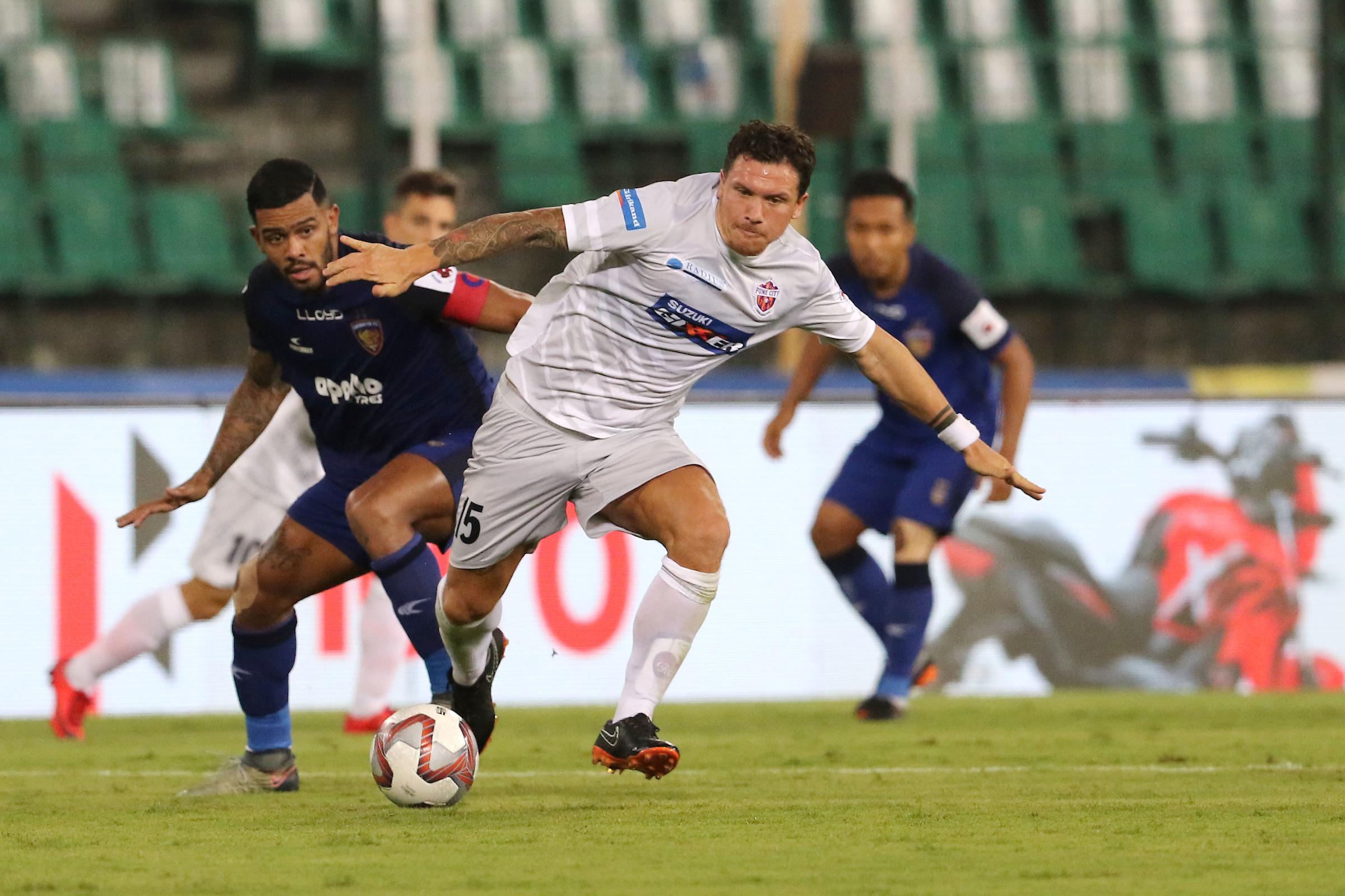 Marko Stankovic Chennaiyin Pune City