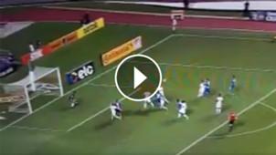 Lucas Pratto Own Goal Sao Paulo Cruzeiro 13042017