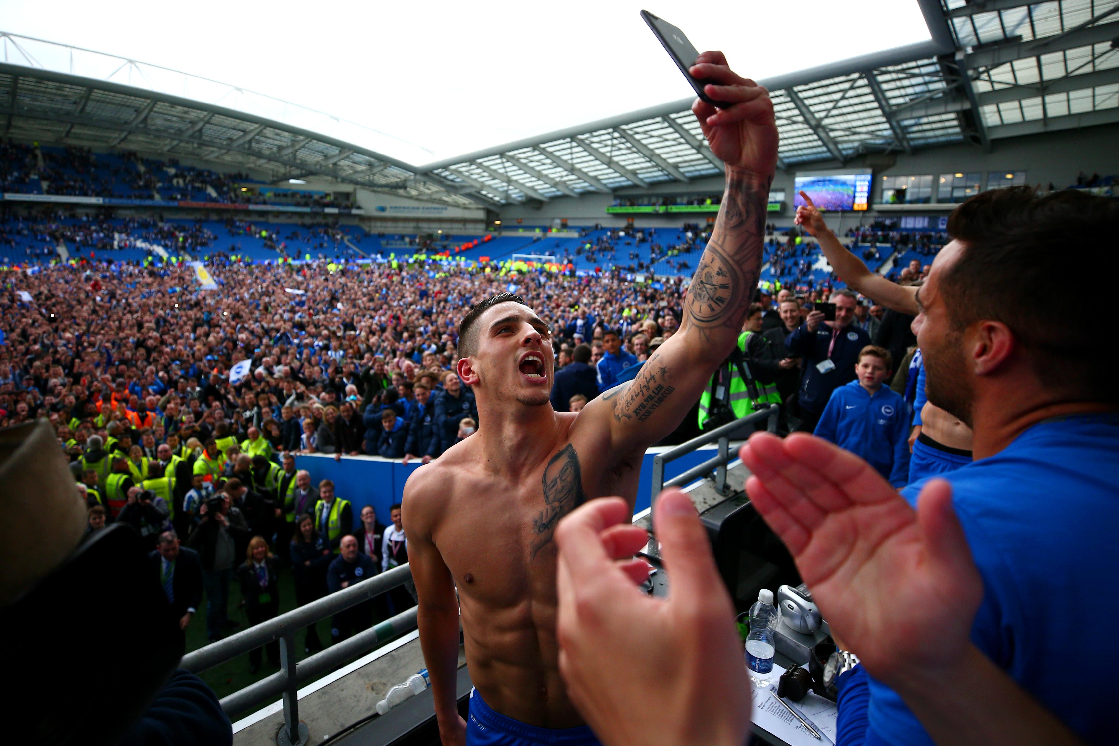 Anthony Knockaert - Brighton & Hove Albion