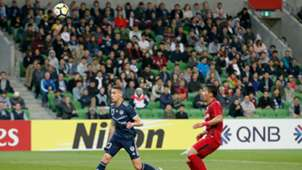 Melbourne Victory Jai Ingham