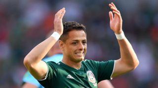 Javier Hernandez Mexico Sweden World Cup 2018