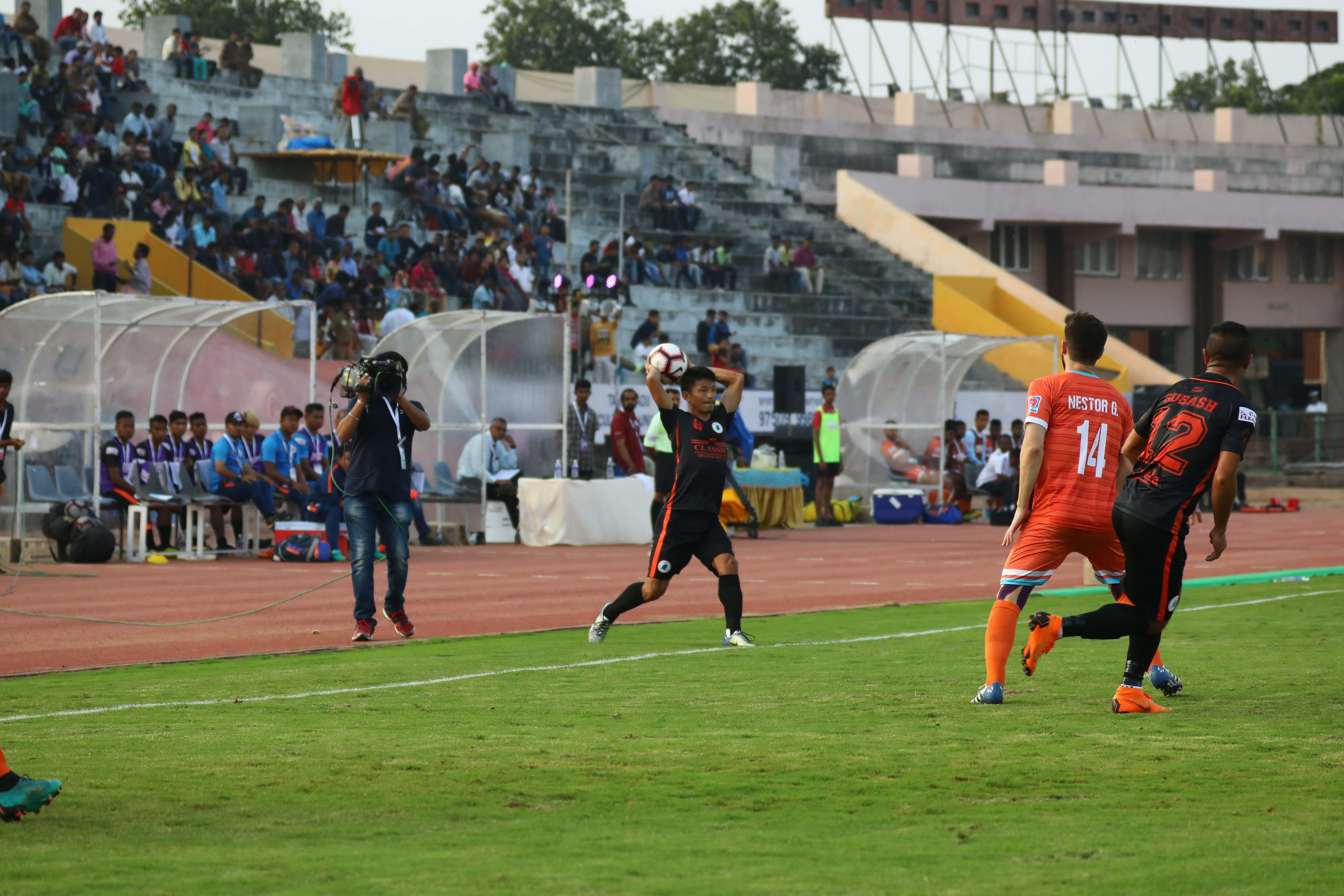 Chennai City NEROCA I-League 2018-19