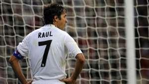 Raul 2009 Getty