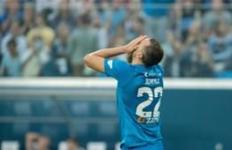 RPL18/19-6 Zenit — Spartak, Dzyuba