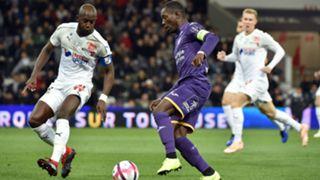 Max-Alain Gradel Amiens Toulouse Ligue 1 10112018