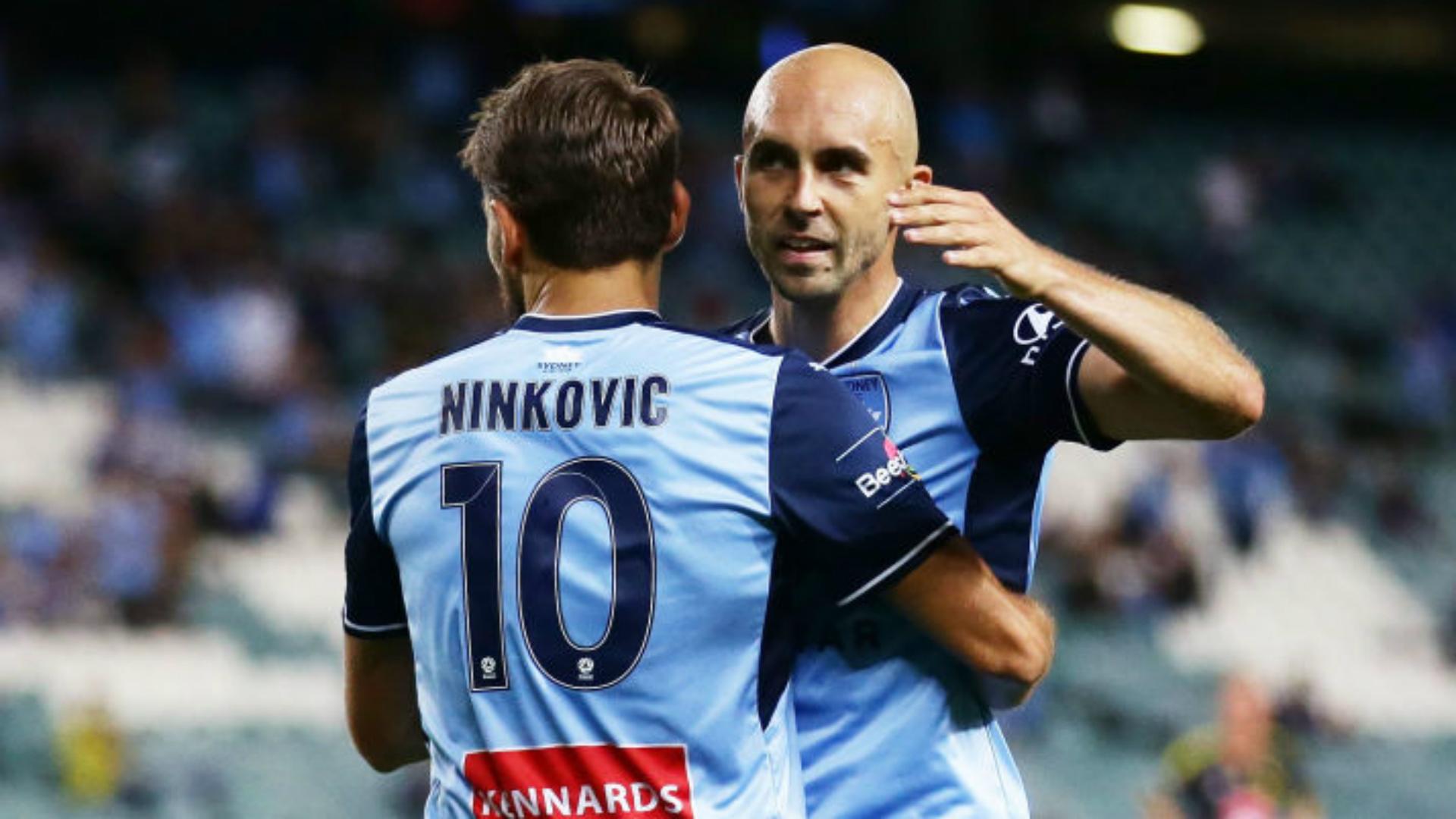 Adrian Mierzejewski/ Milos Ninkovic