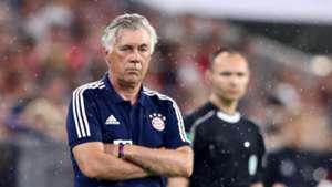 Carlo Ancelotti FC Bayern München Audi Cup 2017
