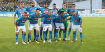 Napoli Trento friendly