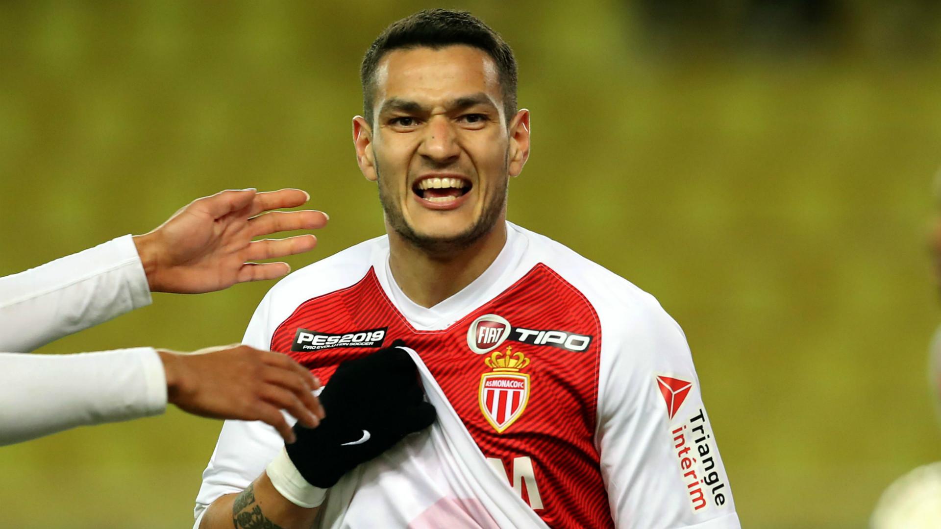 Rony Lopes Monaco 2018-19