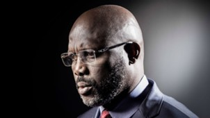 George Weah Liberia election