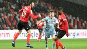 Guingamp Monaco Coupe de la Ligue