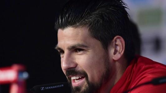 Nolito Spain press conference Euro 2016