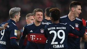 Thomas Müller VfB Stuttgart FC Bayern