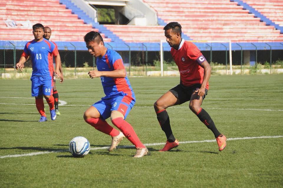 Gunasekhar Vignesh Ozone FC