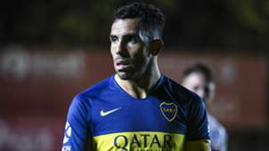 Carlos Tevez Argentinos Boca Copa Superliga Semifinal Ida