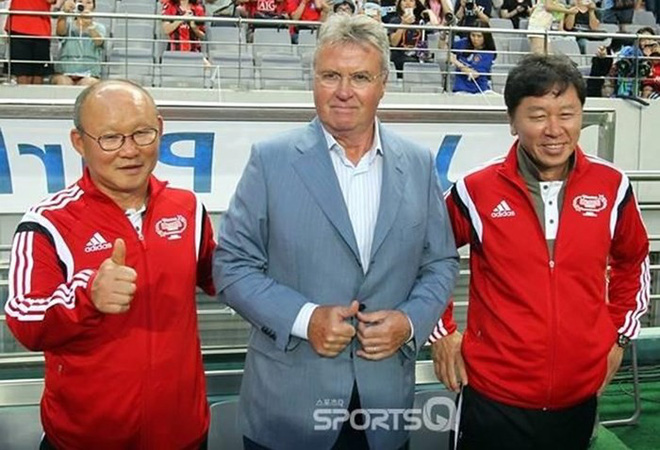 Guus Hiddink Park Hang-seo
