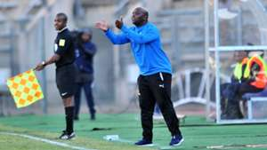 Pitso Mosimane, Mamelodi Sundowns, August 2018