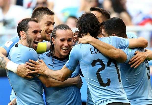 Klarer Sieg und Gruppensieg: Uruguay holt Russland zurück auf den Boden