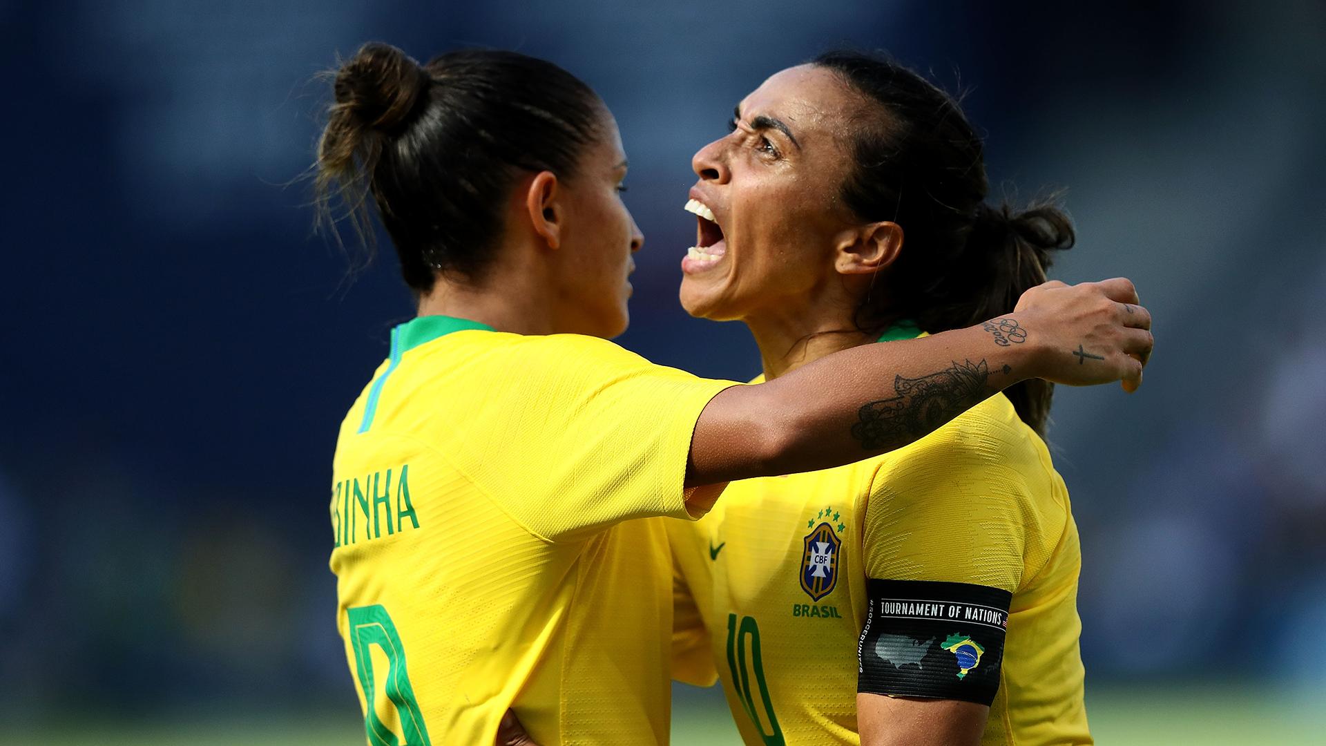 Brazil women 2019