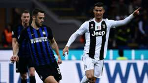 De Vrij Cristiano Ronaldo Inter Juventus Serie A
