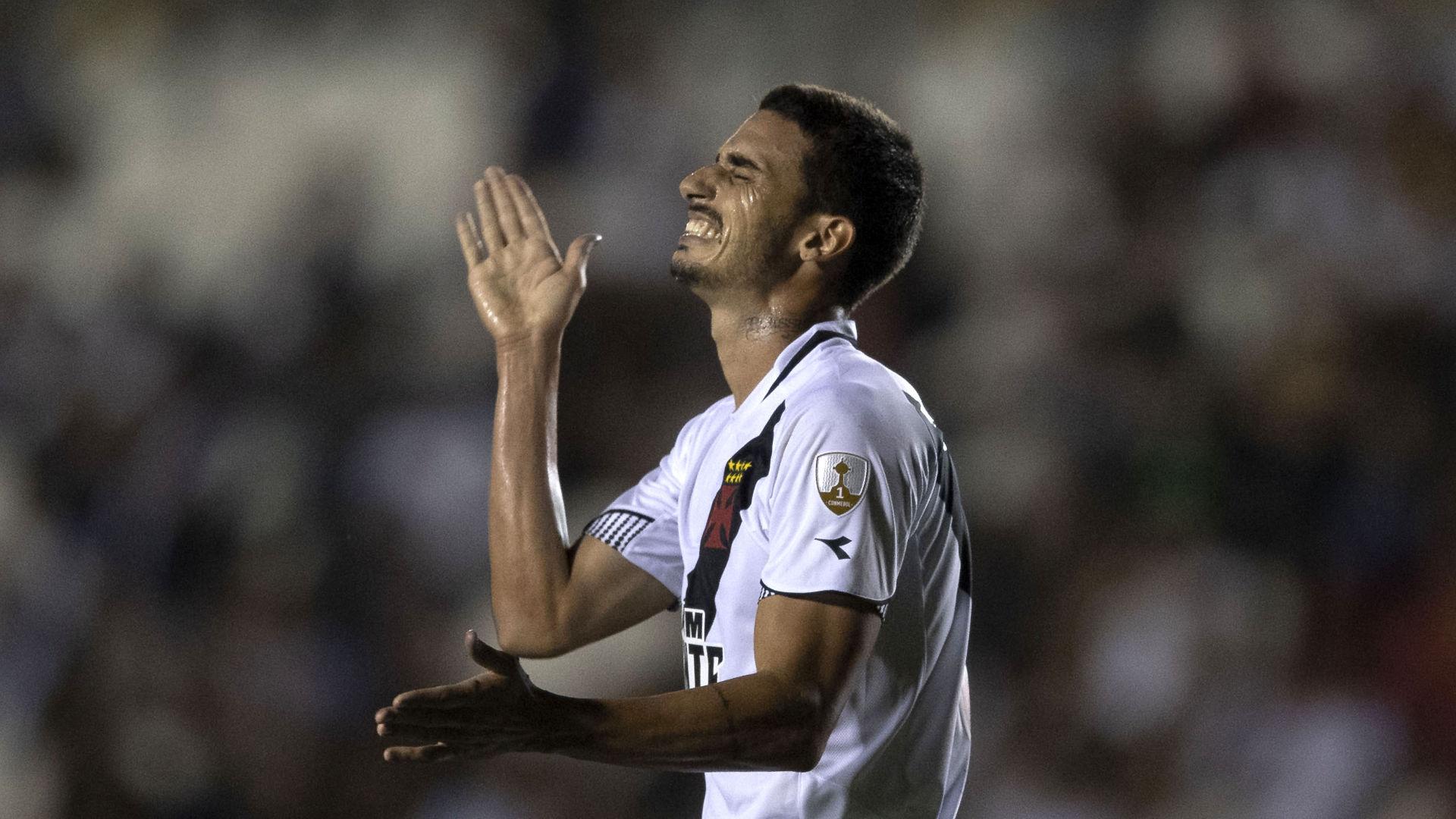 Thiago Galhardo Vasco Cruzeiro Libertadores 02052018