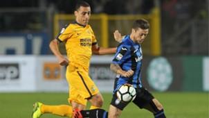 Alejandro Gomez Romulo Atalanta Verona Serie A