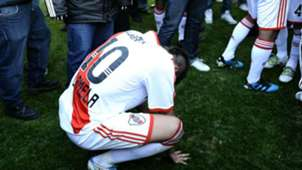 Erik Lamela River Plate Belgrano Descenso 26062011