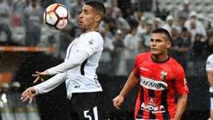 Gabriel Corinthians Deportivo Lara 14032018 Copa Libertadores