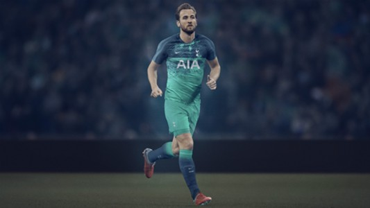Tottenham Third Kit 2018-19