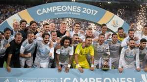 Real Madrid Supercopa de Espana
