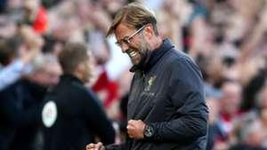 FC Liverpool Jürgen Klopp 25082018