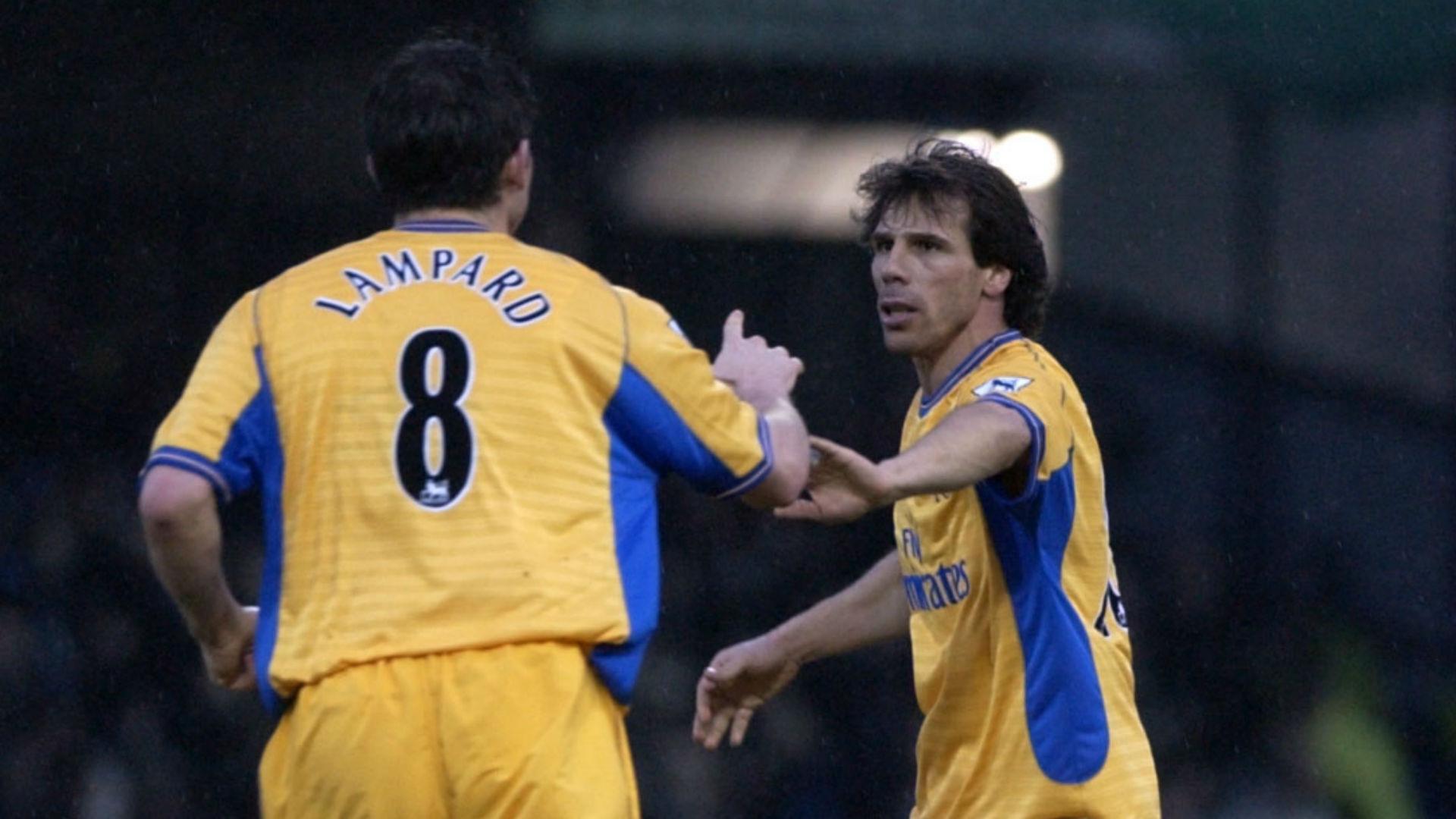 Frank Lampard Gianfranco Zola Chelsea