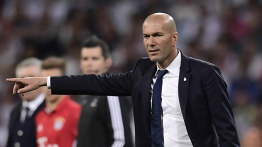 Zinedine Zidane 04182017