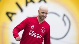 Erik ten Hag, Ajax, 06202018