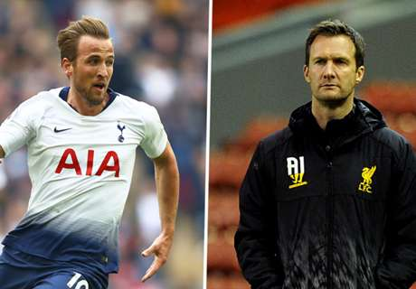 How Liverpool use Harry Kane's story as inspiration