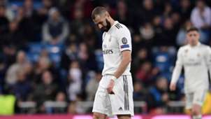 Karim Benzema Real Madrid CSKA UCL 12122018