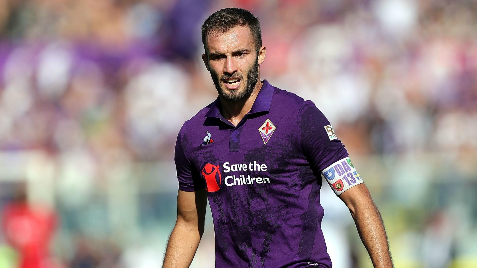 German Pezzella Fiorentina Atalanta Serie A 09302018