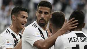 Khedira's season potentially over as Juventus star undergoes knee surgery