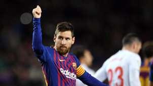 Lionel Messi Barcelona 13012019