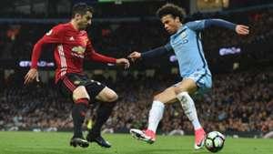 Manchester City vs. United, 28042017