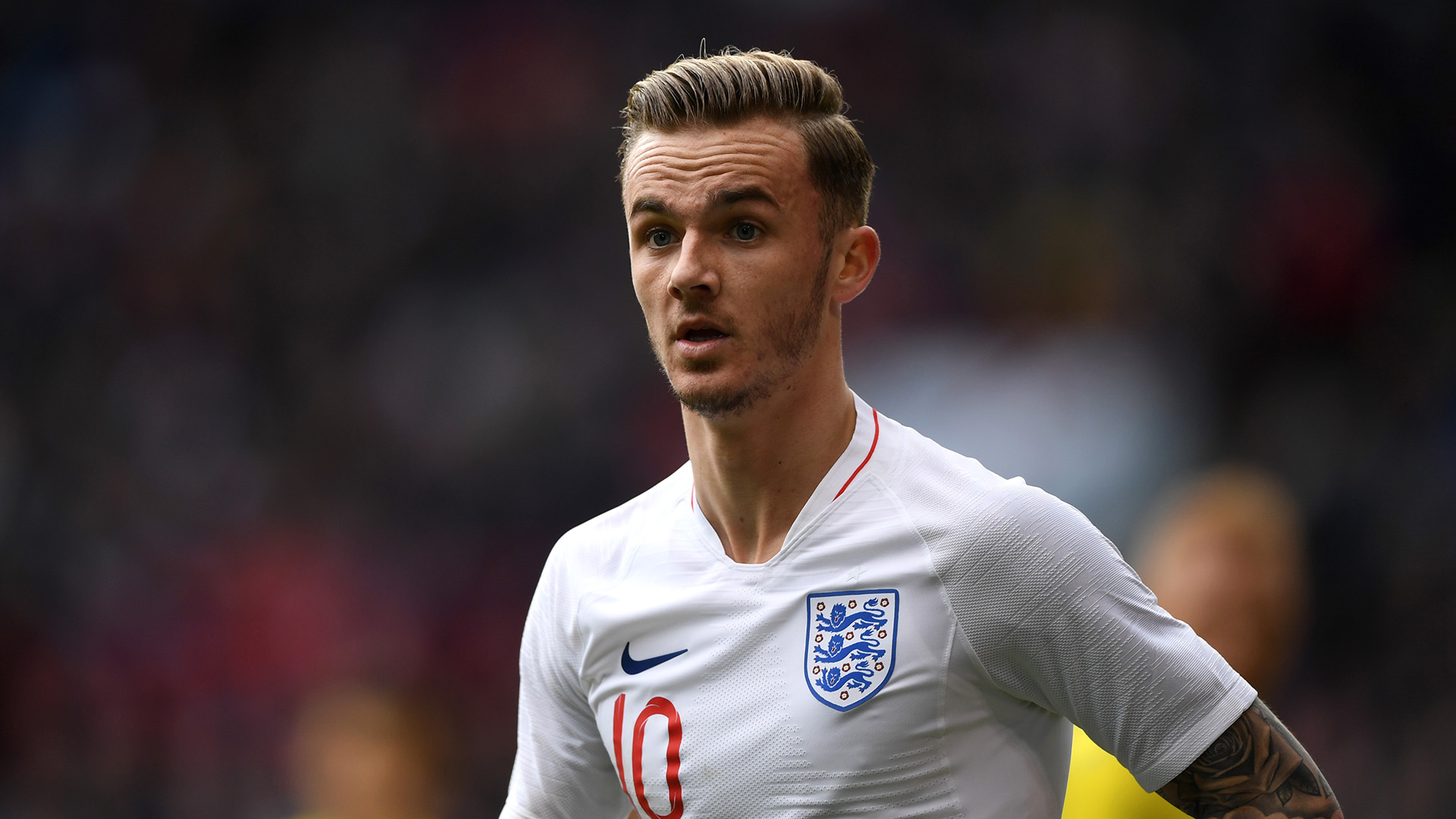 James Maddison England Under-21s