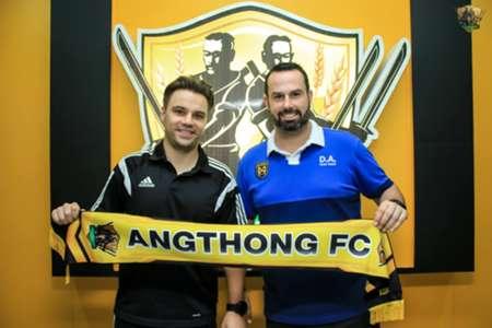 Daniel Geiger & Dennis Amato